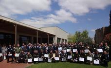 Bretón resalta la aportación positiva de la seguridad privada en La Rioja
