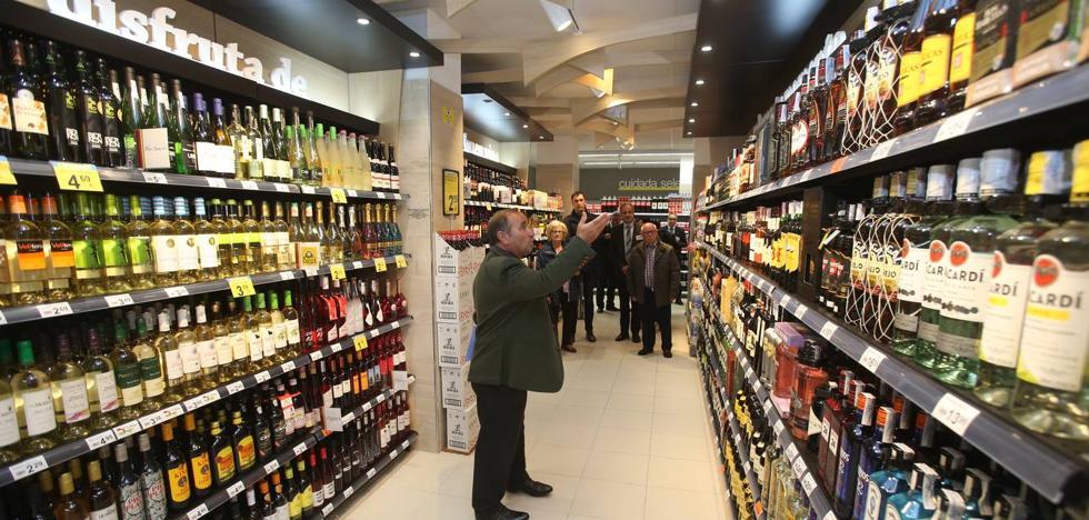 Lupa abre en Logroño