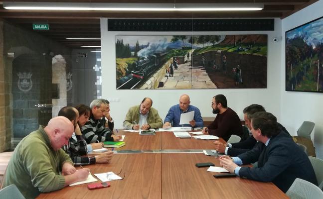 Nueva reunión del consejo del comercio