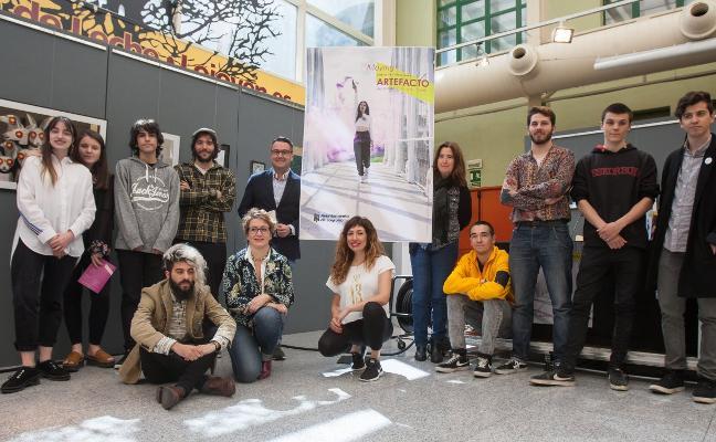 El festival 'Artefacto', escaparate para jóvenes artistas desde hoy hasta el 27