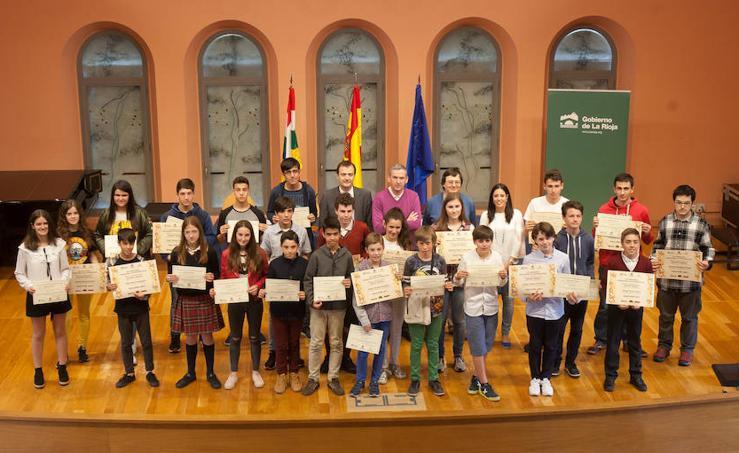 Concurso de matemáticas de primavera