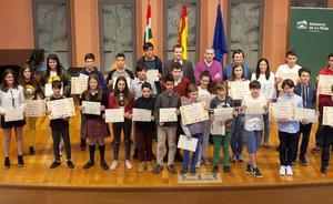 Más de 5.300 alumnos riojanos han participado en el XX Concurso de Primavera de Matemáticas