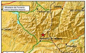 Un terremoto con epicentro en territorio burgalés se deja sentir en La Rioja