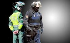 Interior deja vacantes en La Rioja una de cada cuatro plazas de policías y guardias civiles