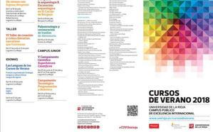 Ya puedes reservar tu curso de verano de la Universidad de La Rioja
