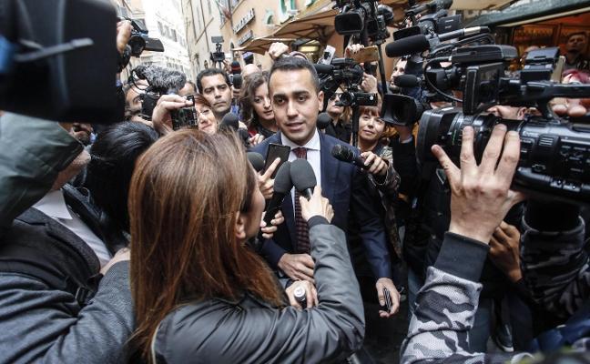 El inminente Gobierno de Italia quiere una UE adelgazada