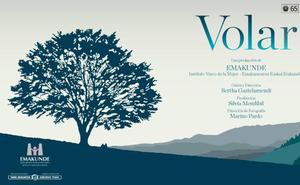 El lunes se proyecta el documental 'Volar' que aborda la violencia machista