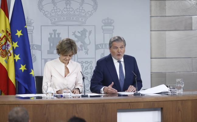 Gobierno y Generalitat se ofrecen diálogo a sabiendas de que es imposible