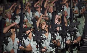 El Día de las Fuerzas Armadas propondrá varias exposiciones y exhibiciones militares