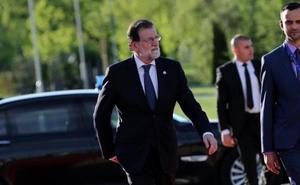 Rajoy responderá a Torra la semana que viene y promete diálogo «dentro de la ley»