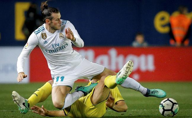 Gareth Bale se postula para Kiev