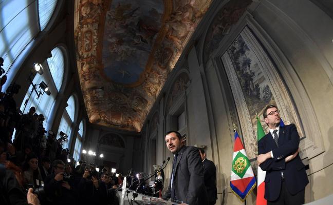 Italia hace de España el gran oasis económico