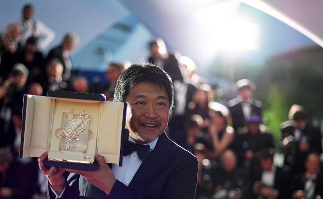 Oro para Kore-Eda en un Cannes que relega a las cineastas al bronce