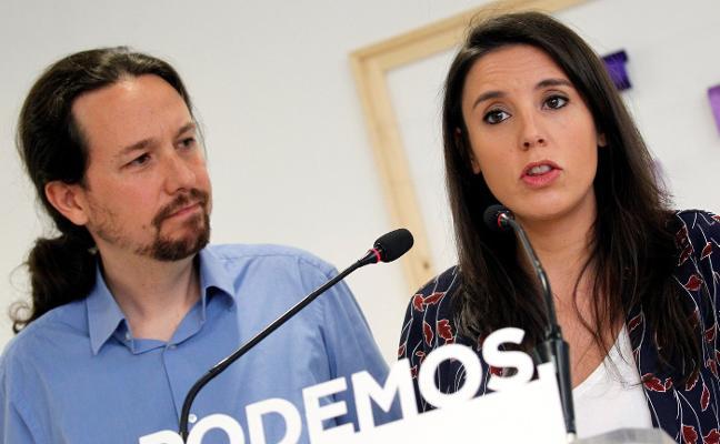 Iglesias y Montero dejan su futuro político en manos de las bases de Podemos
