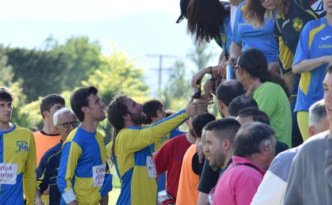 El Alberite y La Calzada llegan a Tercera División