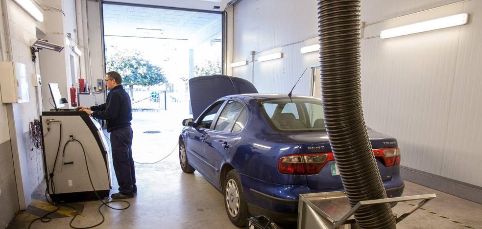 La ITV endurece desde hoy el control de emisiones, que ya suspenden 8.500 vehículos
