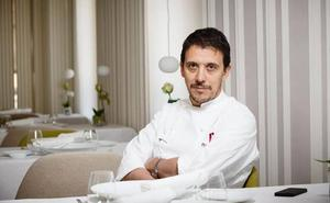 Francis Paniego dirigirá el restaurante de verano del hotel María Cristina de San Sebastián
