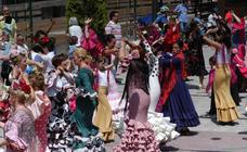 VI concentración de Escuelas Flamencas en Rincón de Soto