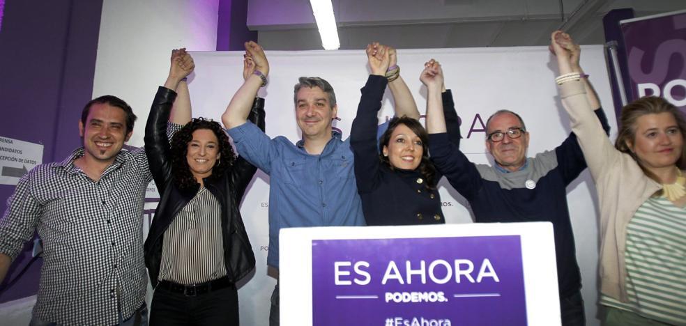 El chalé de Iglesias y Montero divide a los cargos riojanos de Podemos