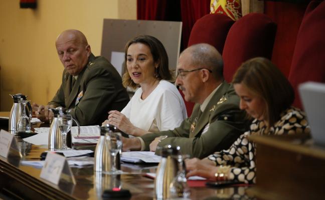 Defensa desplegará todo su potencial en la capital riojana