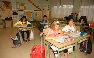 El colegio de Cabretón echa el cierre