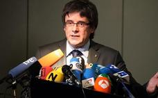 La justicia alemana vuelve a rechazar la entrega a España de Puigdemont