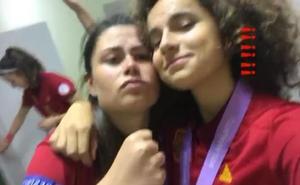 Ana Tejada celebra el triunfo en sus redes sociales