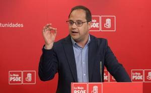 Luena resalta el desprecio que PP y Cs hacen a La Rioja con los Presupuestos del 2018