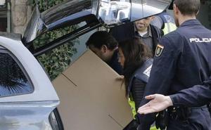 29 detenidos en Cataluña por el desvío de dos millones en ayudas para financiar el 'procés'