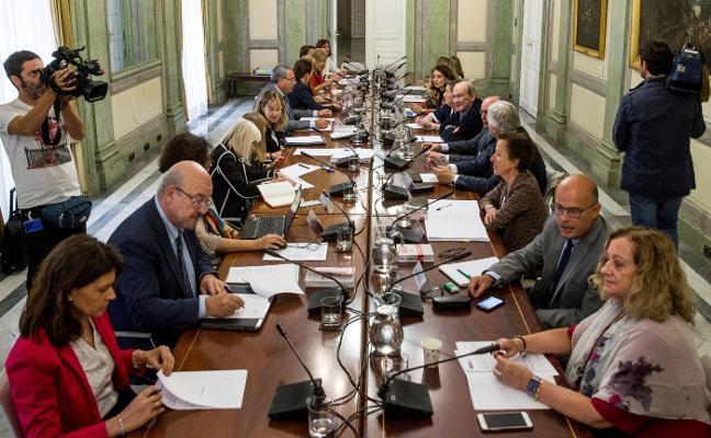 La comisión que modificará el Código Penal rechaza las prisas del Gobierno