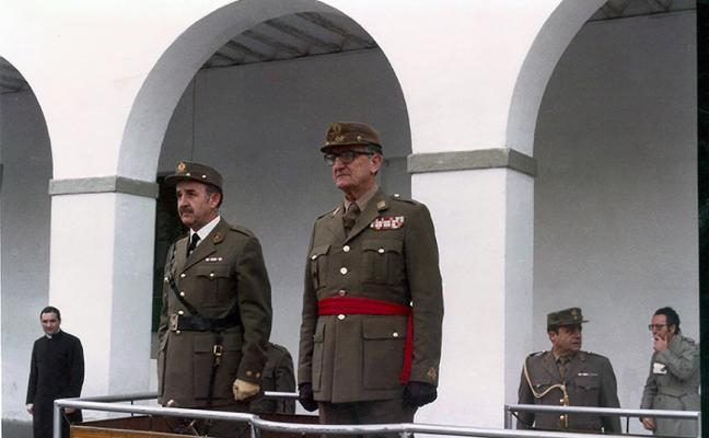 La Retina: el general logroñés Sáenz de Tejada