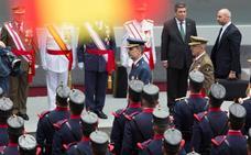 Exitoso desfile en Logroño