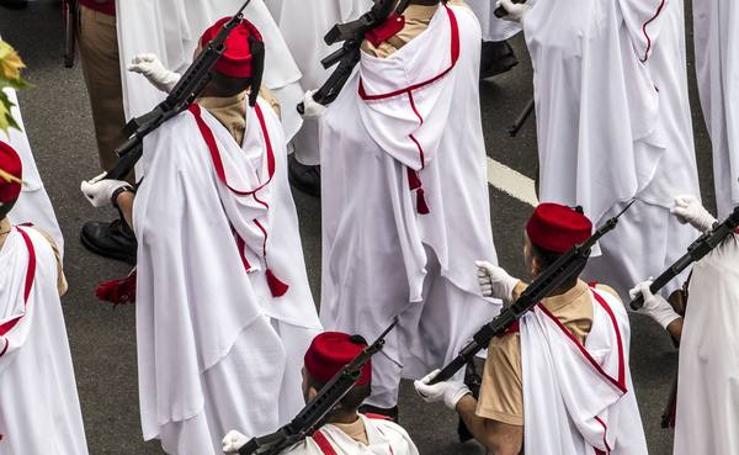 Exitoso Desfile del Día de las Fuerzas Armadas (II)