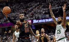 LeBron James y los Cavaliers obligan a un séptimo y definitivo partido