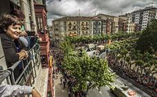 Logroño se rinde a las fuerzas armadas