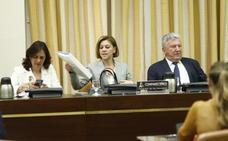 Cospedal, contra la sentencia de Gürtel: «Es poco jurídica y muy tendenciosa»