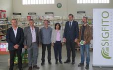 La empresa Arce de Haro recibe el premio SIGFITO por su compromiso ambiental
