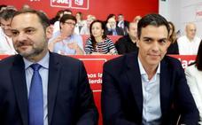 Ábalos defenderá mañana en nombre del PSOE la moción de censura