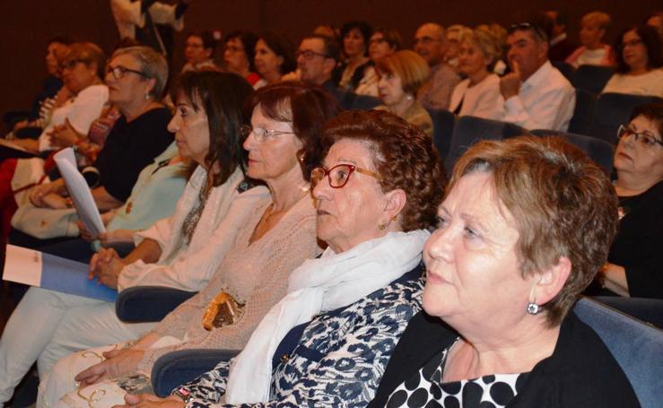 Fiesta de fin de curso de la Universidad de la Experiencia en Calahorra