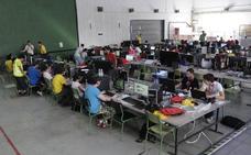 Rioj@party exhibe en Haro drones y educa sobre sus posibilidades laborales