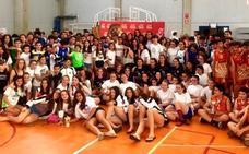 El Sanignacio celebra su torneo infantil en el polideportivo San Millán