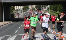 Primera vuelta de la Media Maratón