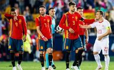 Mediaset gana por partida doble con la Roja y 'Supervivientes'