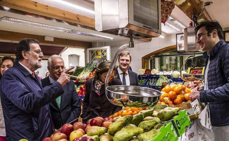 Rajoy en La Rioja
