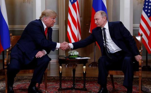 Alemanes temen más a Trump que a Putin — Encuesta