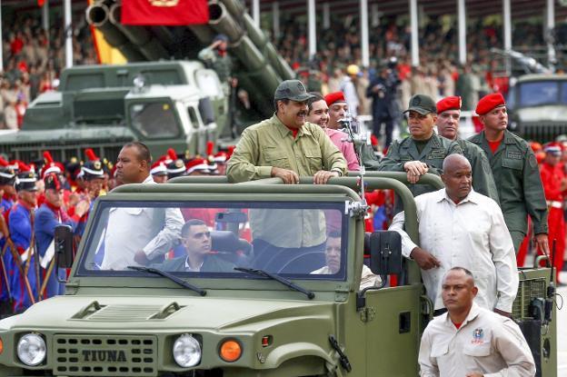 Venezuela denuncia planes de intervención de Estados Unidos elsiglocomve