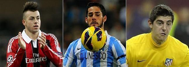 La imparable progresión de Isco