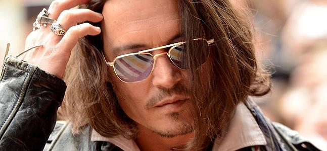 Johnny Depp mantiene vivo su sue�o m�s quijotesco