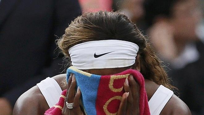 Serena Williams, eliminada en tercera ronda
