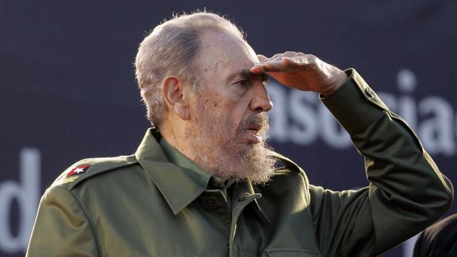 Fidel Castro, el enemigo irreductible